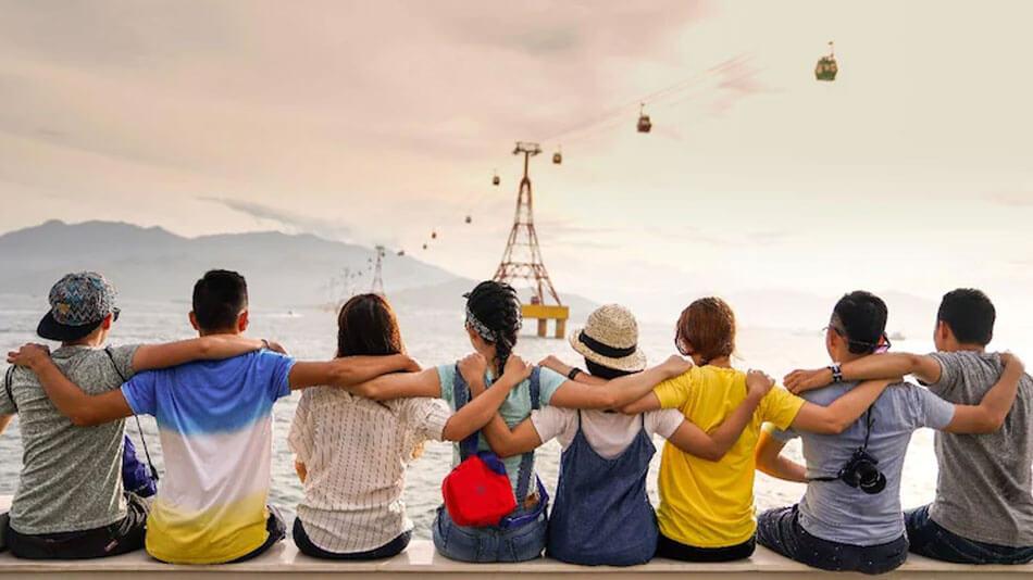 online friendship community