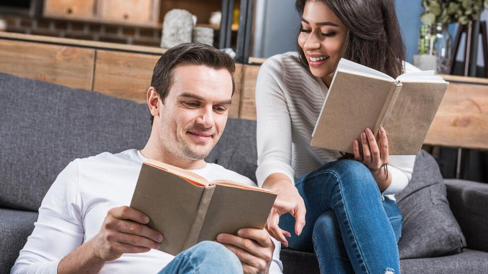 book lovers dating
