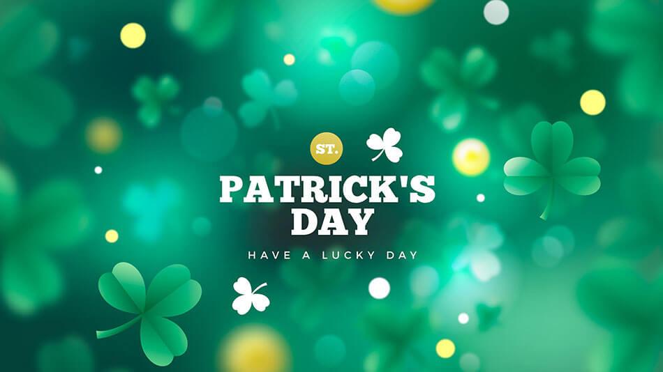 5 Amazing St.Patricks Day Dates